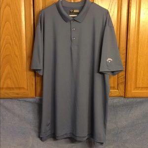Like New -Callaway opti•Dri polo golf shirt